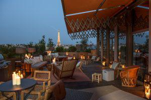 Terrasse Hotel Paris The Newest Hotel In Paris Delivers The Ultimate In Cool Luxury