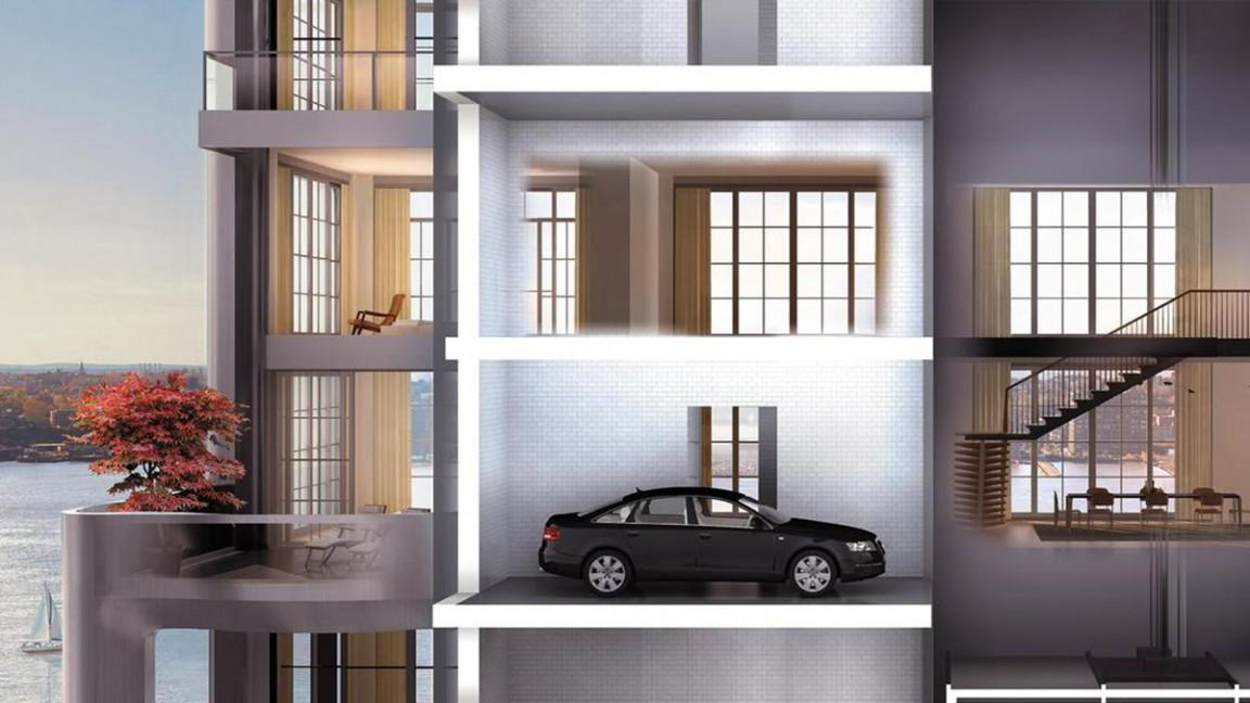 Car Lift To Basement Garage The Most Outrageous Garages