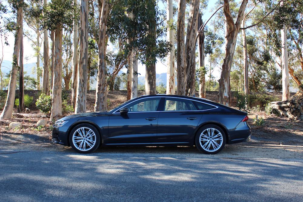 Garage Audi Tours First Drive All New Audi A7 Sportback