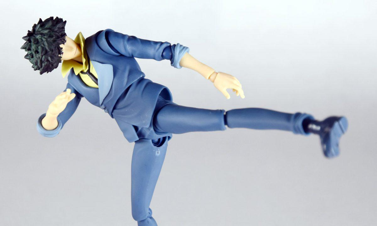 Badspiegel Jolled S H Figuarts Spike Spiegel Toy Review See You Space Cowboy