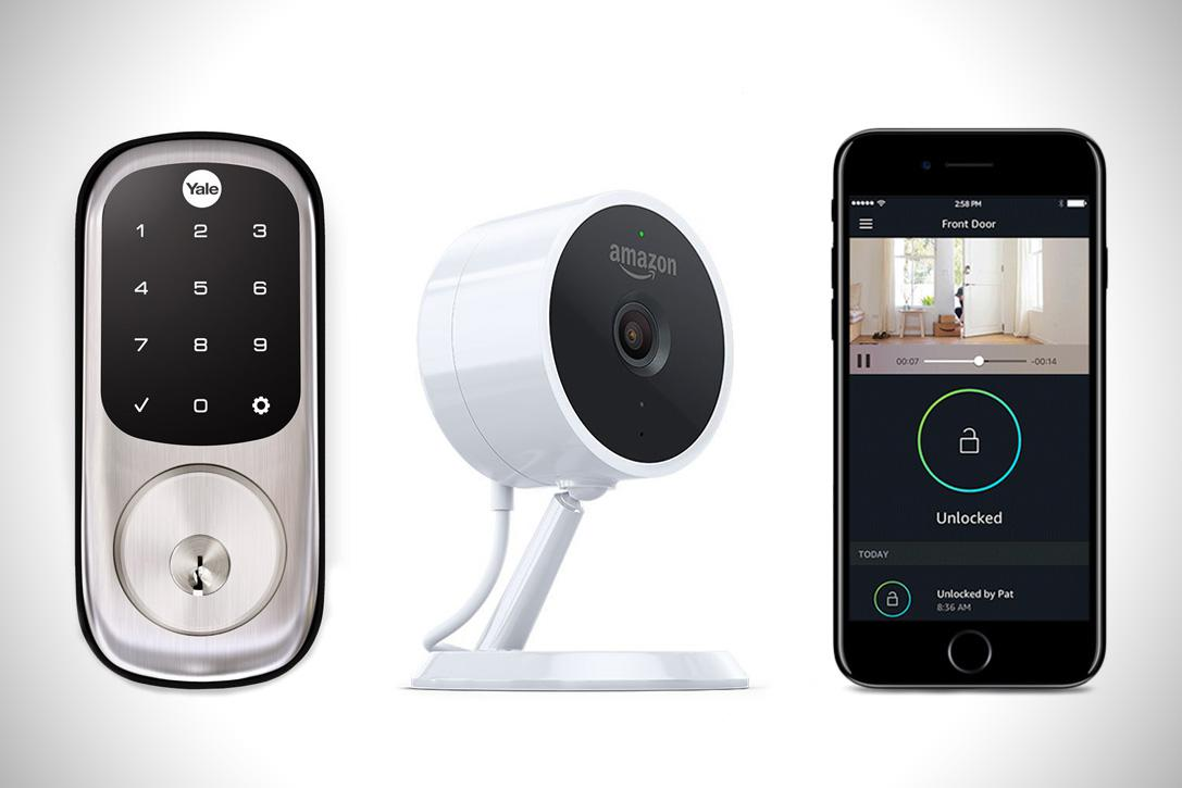 Amazon Smart Home Amazon Extends Its Smart Home Lead Over Google With Keyless