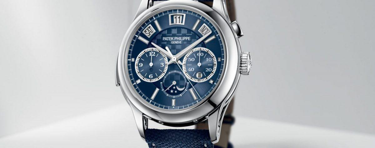 P Philippe Watch 6 2m Patek Philippe And 2 More Watches Comprise 4 5th Of 10m