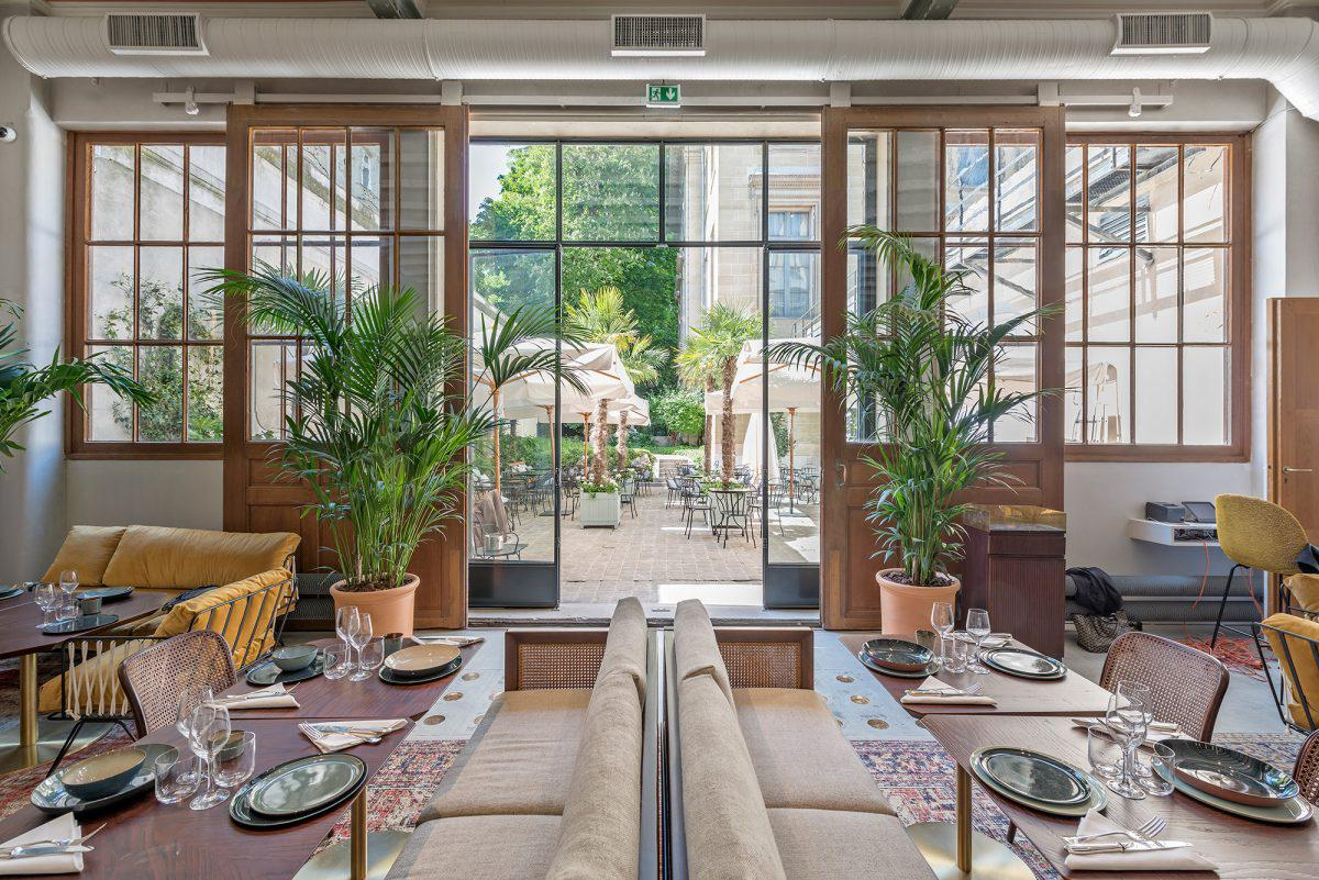 Restaurant Design Paris Where To Eat In Paris The 7 New Restaurants Everyone S Talking