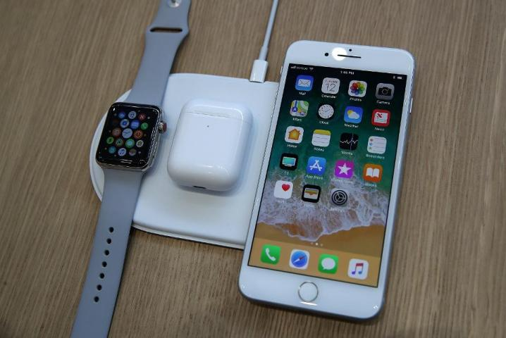 Stylish Charging Station Apple Airpower Wireless Charging Pad Just Weeks Away New Report