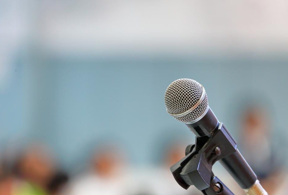 Public Tips Conquer Your Fear Of Public Speaking With These 5 Tips