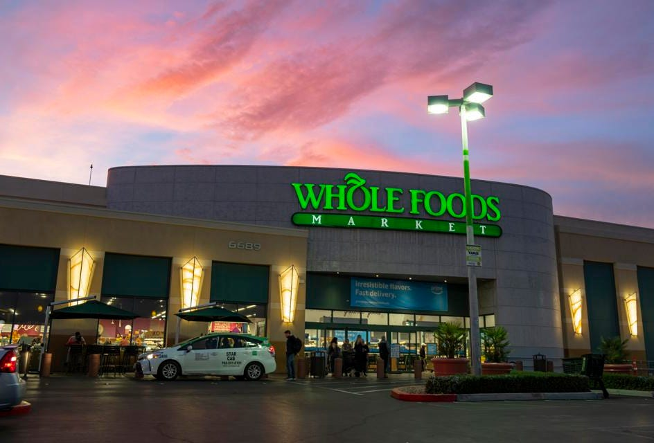 Amazon Grocery Amazon To Expand Whole Foods Is Amazonfresh Strategic Will