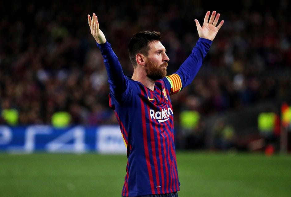 Leo Messi Liverpool Lose 3 To Barcelona And Discover Stopping Lionel Messi