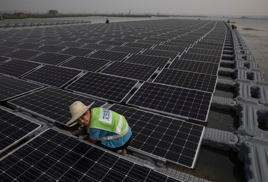 Solarplane Pool Willhaben Faced With Crippling Tariffs How Are China S Solar Producers