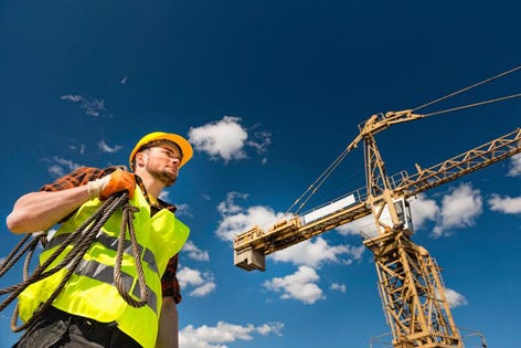 What Construction Workers Could Teach Other Industries About Mental