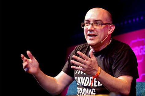 Dave McClure Out As Day-To-Day Lead At 500 Startups After Sexual