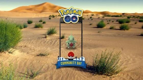 Larvitar Will Be June\u0027s \u0027Pokémon GO\u0027 Community Day Special Pokémon