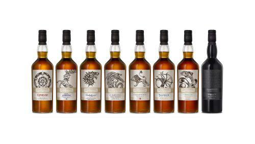 A Collection of \u0027Game of Thrones\u0027 Single Malts Is Coming