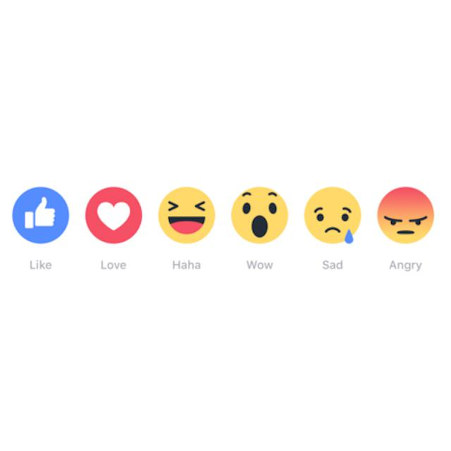 Cute Stickers For Facebook Facebook Emoji Reactions Are There Ulterior Motives