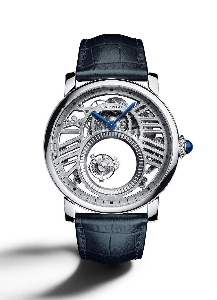 Cartier Watches Cartier Unveils 2018 Watches With Mysterious Movements And Shapely