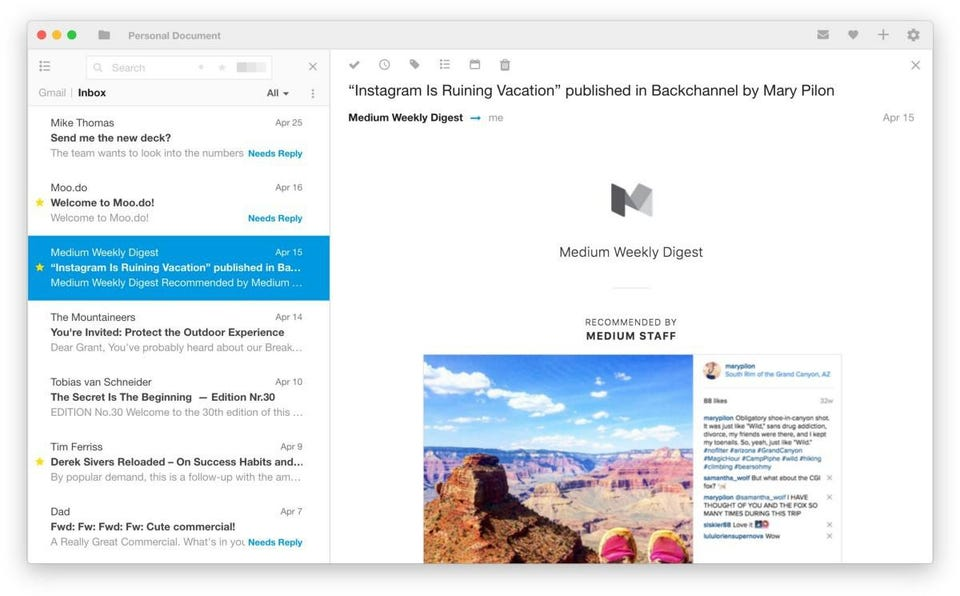 Moodo Integrates Gmail To Make Your Inbox A To-Do List