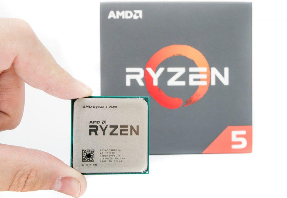 AMD Ryzen 5 2600 Review The Best Ever PC Processor?