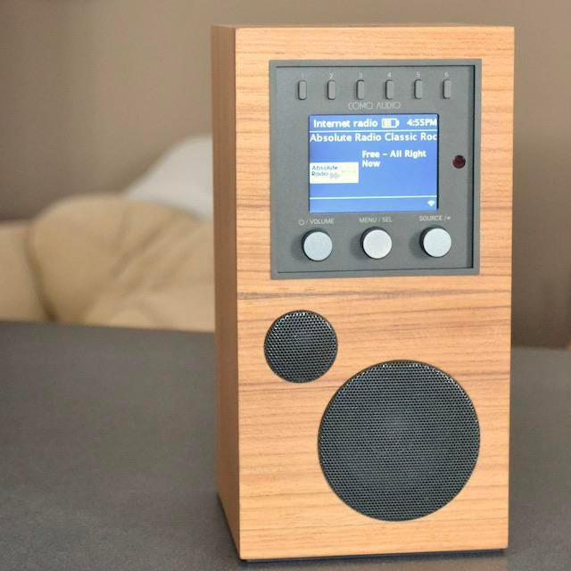 Tivoli Audio Networks Manual Amico By Como Audio Review Portable Wireless Speaker Features