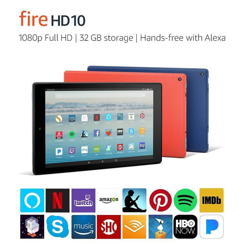 Sale Black Friday Amazon Black Friday Deals Week 2018 Fire Hd 10 Tablet On Sale Today