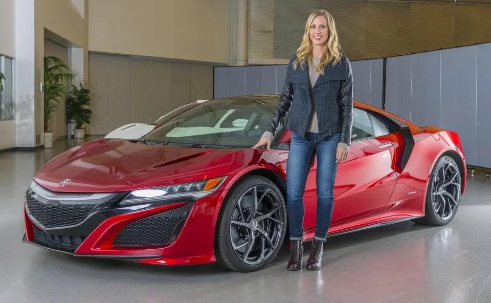 Women of Influence Meet the Women Auto Designers Behind the Wheel