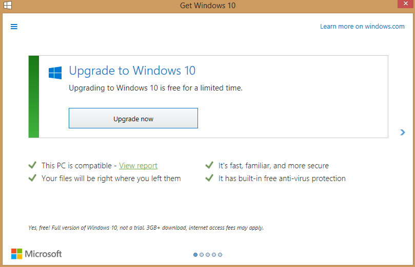 Microsoft Admits Serious Windows 10 Upgrade Error