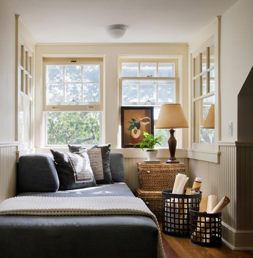 Headboards In Front Of Windows 10 Tips To Make A Small Bedroom Look Great
