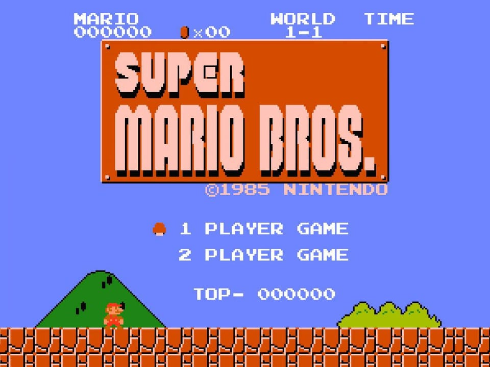 Here Are The Five Best-Selling Video Games Of All Time