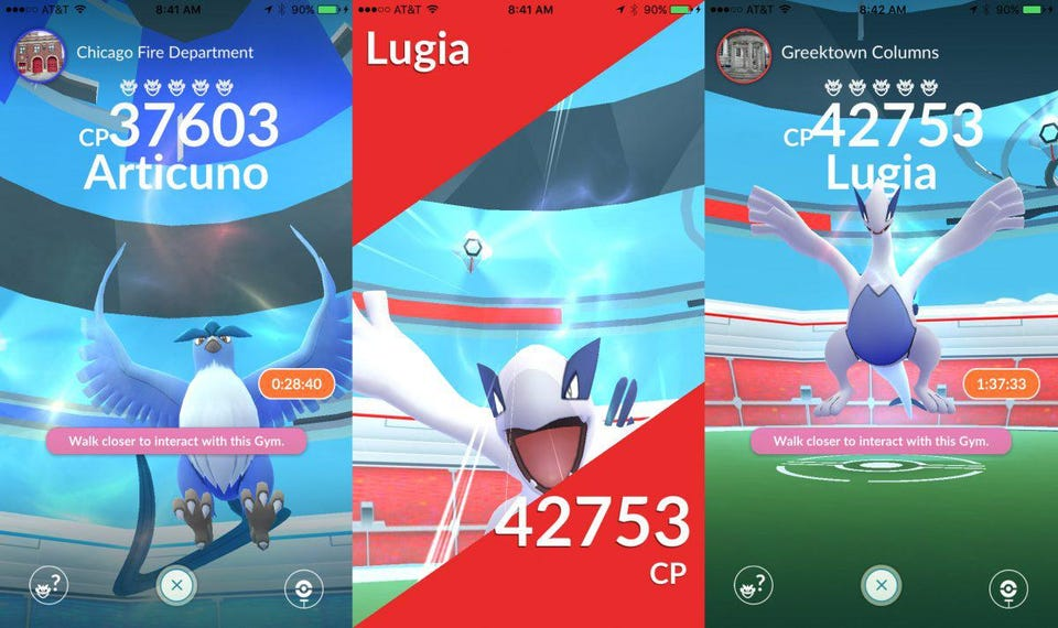 Here\u0027s A Chart That Shows Why All Your \u0027Pokémon GO\u0027 Legendaries Are