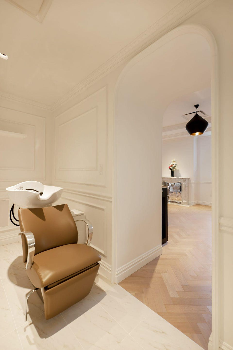 Salon David Mallett Four New Hair Salons In New York City Prove That Good Design Matters