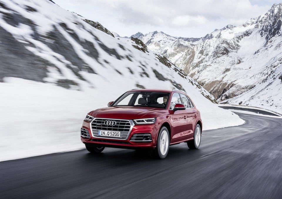 Will Being Made In Mexico Affect Sales Of The Brilliant New Audi Q5?