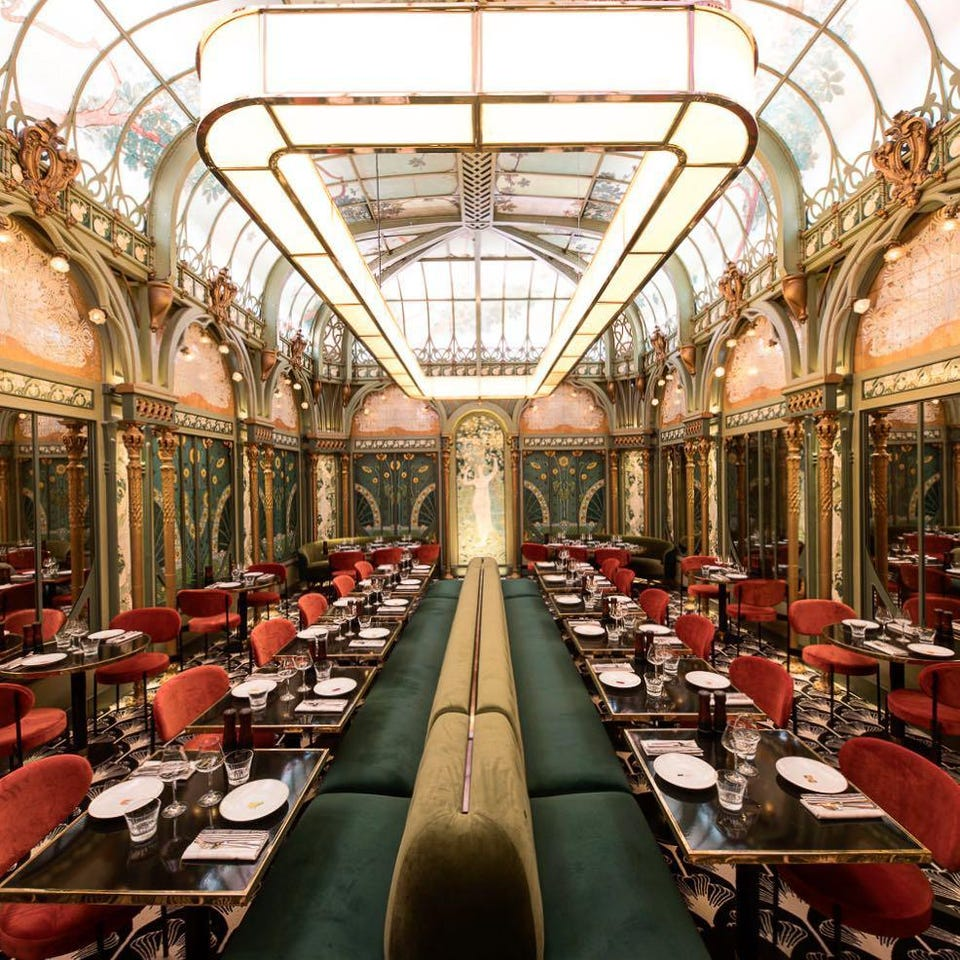 Restaurant Design Paris Where To Eat In Paris 11 Restaurants To Try Right Now