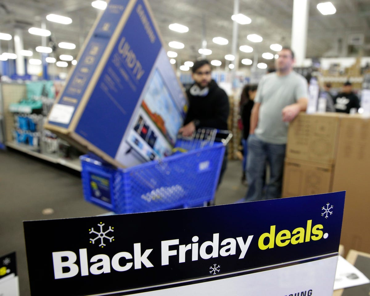 The Mass Hysteria We Call Black Friday
