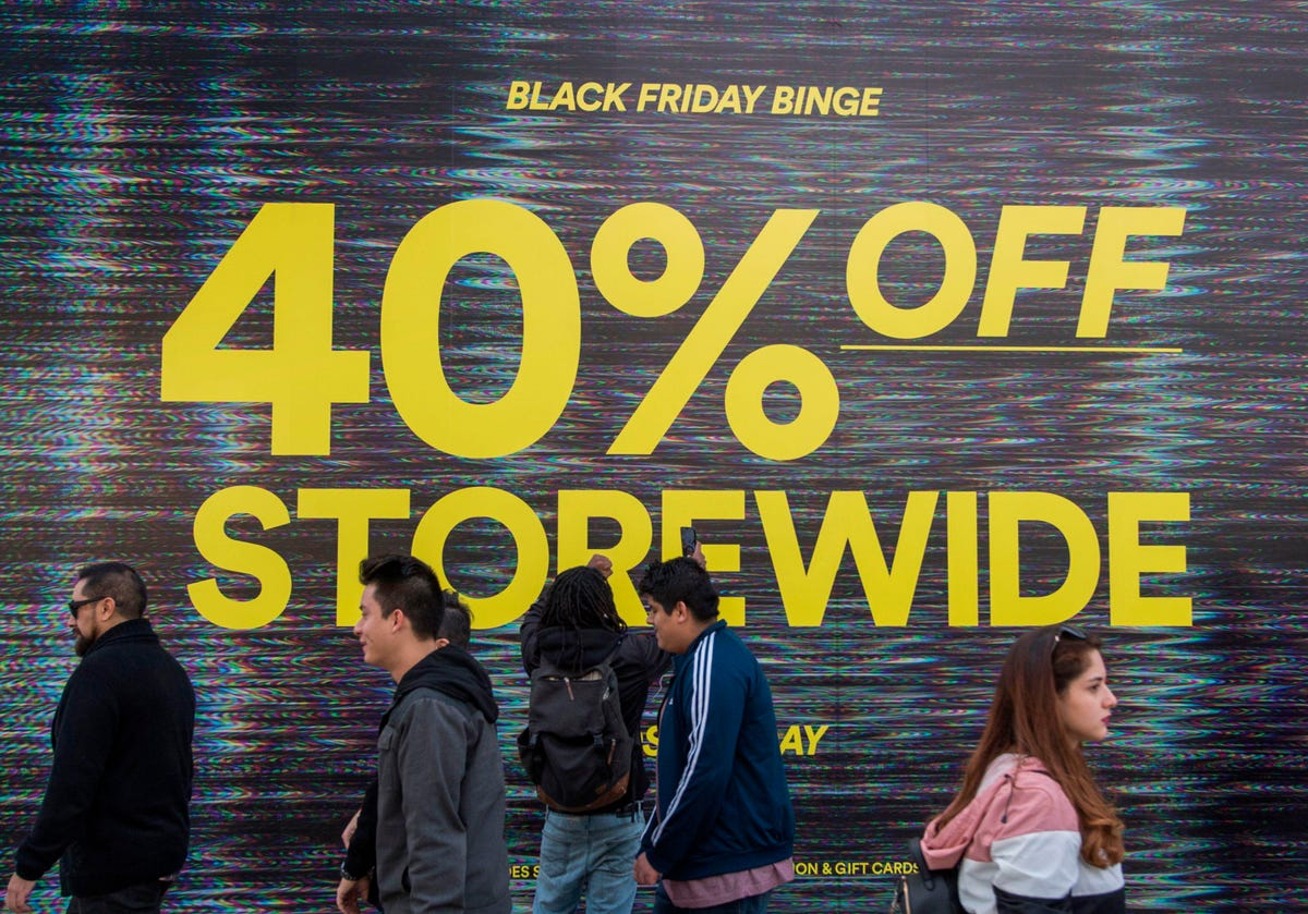Retail Winners And Losers From Black Friday 2019