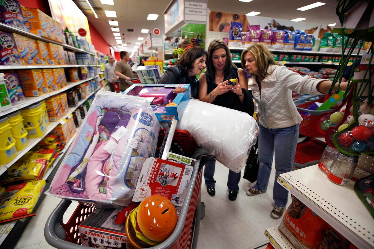 Black Friday Shopping Want To Avoid The Worst Of The Crowds On Black Friday Here S When