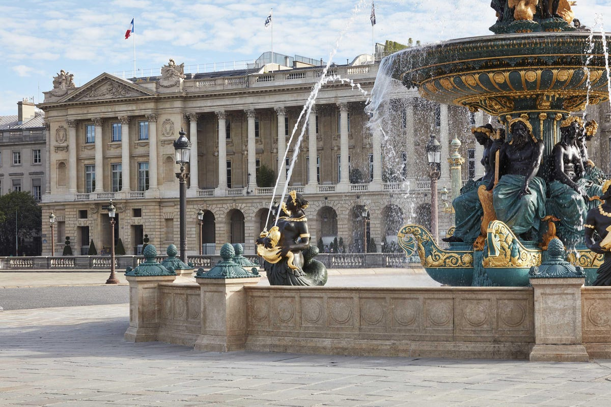 Explore Hotel De Crillon And Les Grands Appartements By Karl Lagerfeld