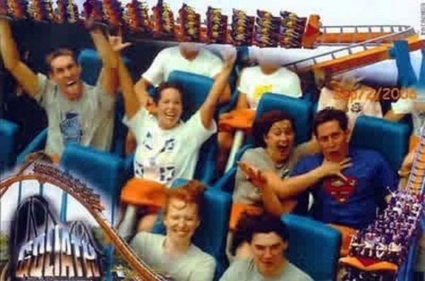 People From Roller Coasters ThumbPress 05 Winners and Losers from Roller Coasters (62 Pics)