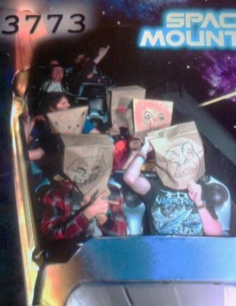 People From Roller Coasters ThumbPress 33 Winners and Losers from Roller Coasters (62 Pics)