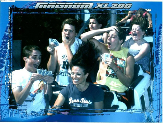 Funny Roller Coaster Photos 1