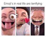 Real Life Emojis