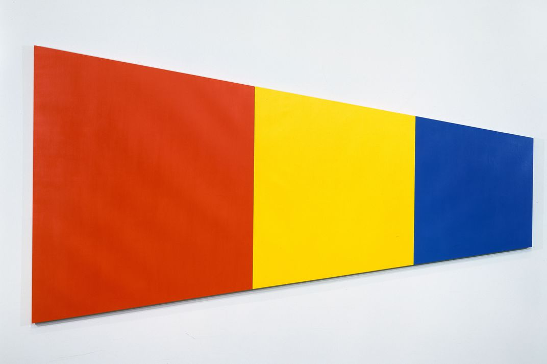Why Ellsworth Kelly Was A Giant In The World Of American