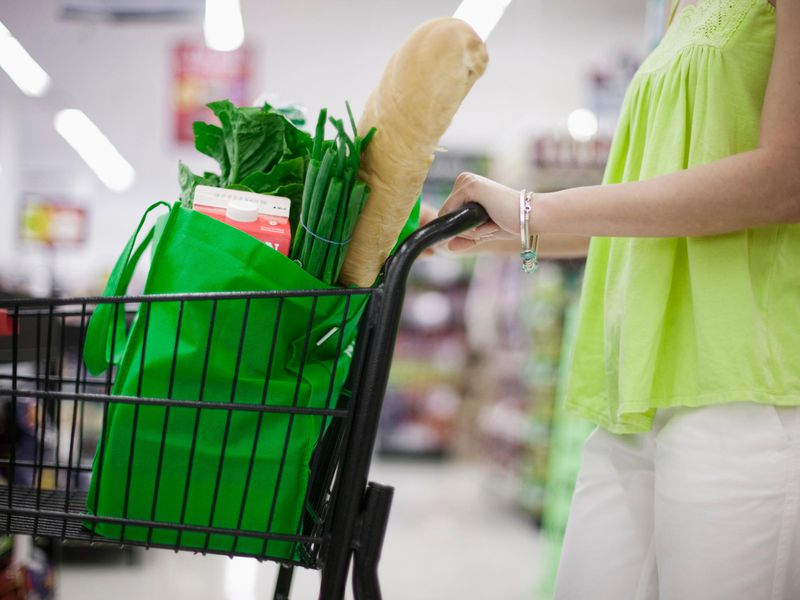People Who Bring Their Own Grocery Bags Are More Likely To
