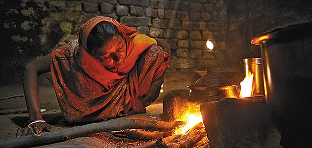 Open Fire Stoves Kill Millions How Do We Fix It Science Smithsonian