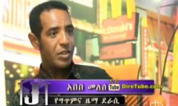 Jossy In Z House Interview With Artist Abebe Melese Part 1