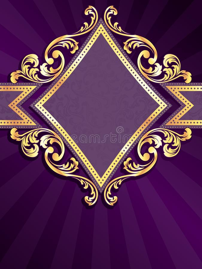 White Gold Wallpaper Hd 横幅菱形fil金子紫色垂直 向量例证 插画 包括有 高雅 典雅 巡回表演者 例证 金刚石 华丽