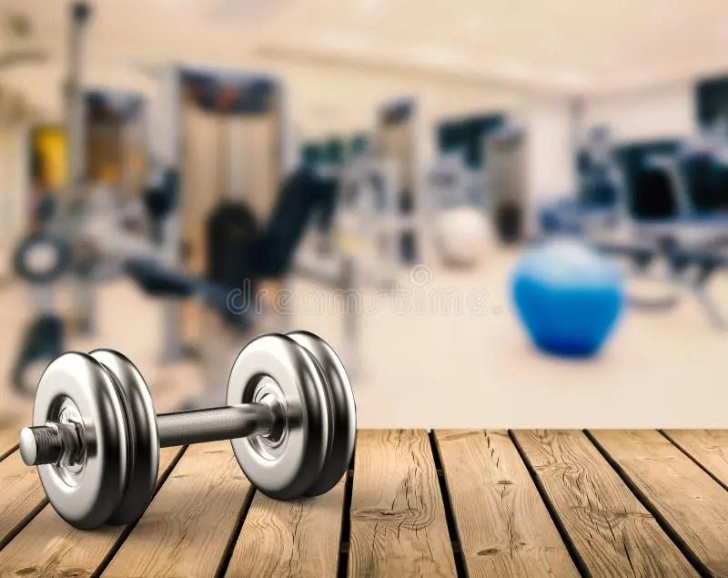 Download Wallpaper 3d 金属哑铃有健身房背景 库存照片 图片 包括有 象征 锻炼 选件类 设备 关心 体育运动 蠢材