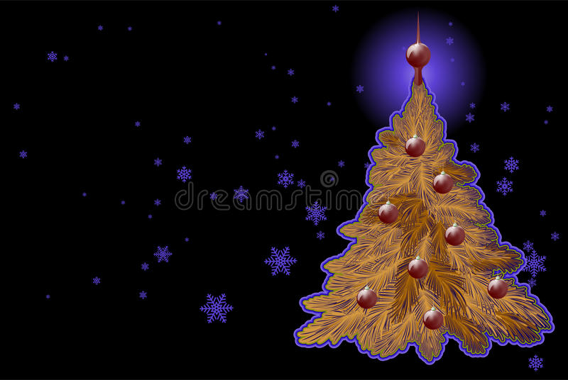Abstract Christmas Theme Background Stock Vector - Illustration of - christmas theme background