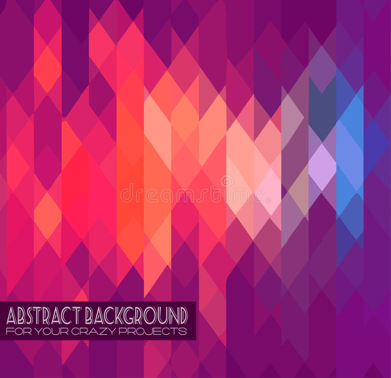 Abstract Club Flyer Template Abstract Background Stock Illustration - club flyer background