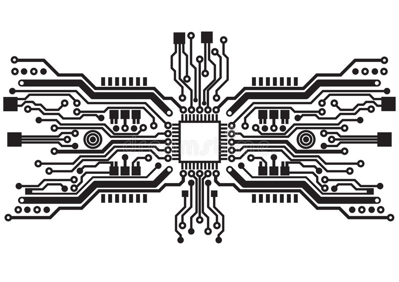 circuit board background stock photos illustrations and vector art