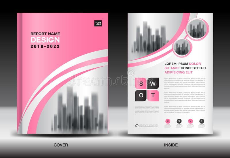 Annual Report Cover Design, Brochure Flyer Template, Business - advertising flyer template