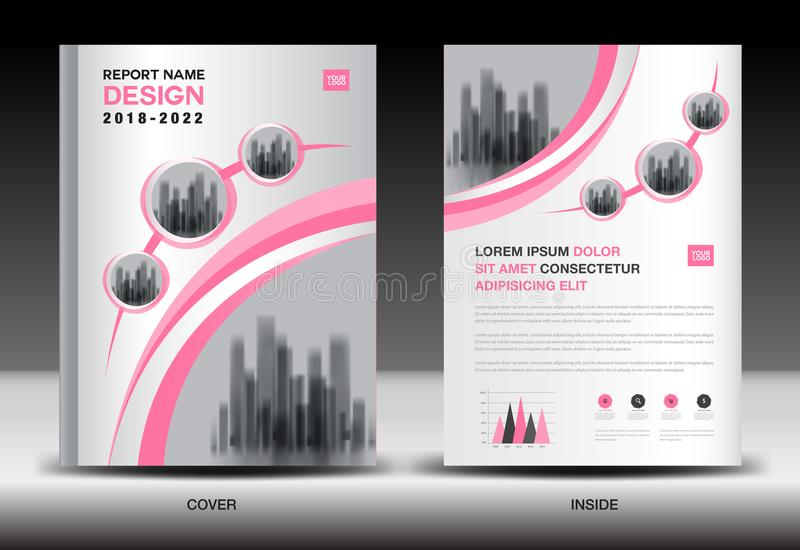 Annual Report Cover Design, Brochure Flyer Template, Business - advertisement flyer template