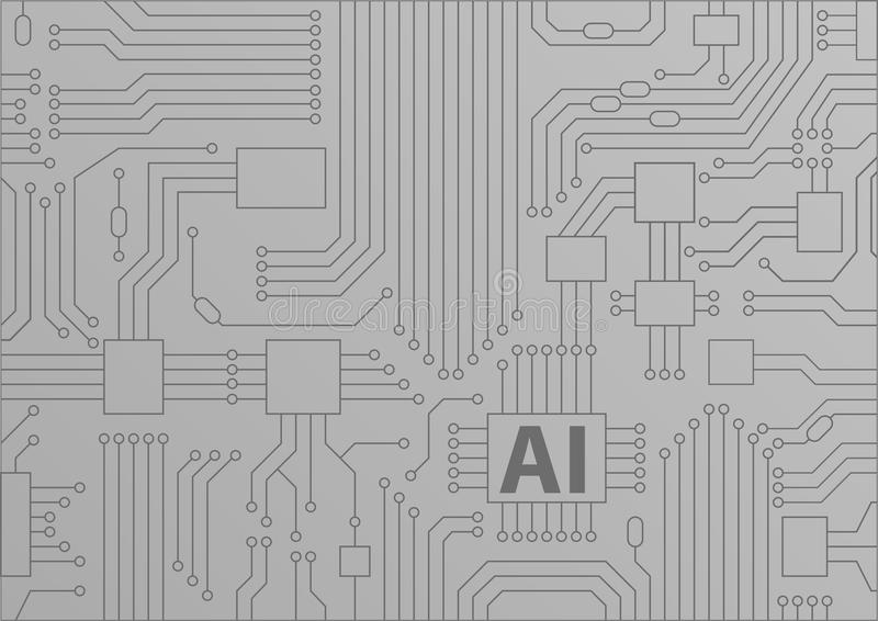 more similar stock images of electronic circuit board with chip